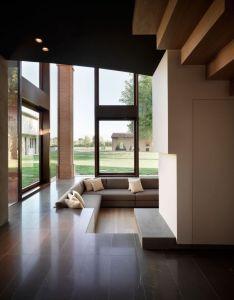 House also casa privata by bartoletti cicognani architecture interiors and rh za pinterest