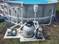 Upgraded Intex 14x42 with pics | Pool Ideas | Pinterest ...