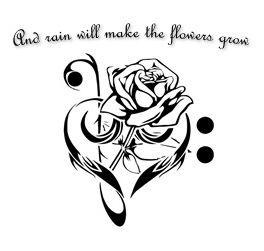 Tattoo design inspired by Les Miserables... need this for