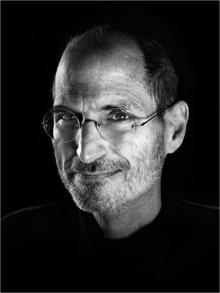 Steve Jobs 19552011  American entrepreneur marketer