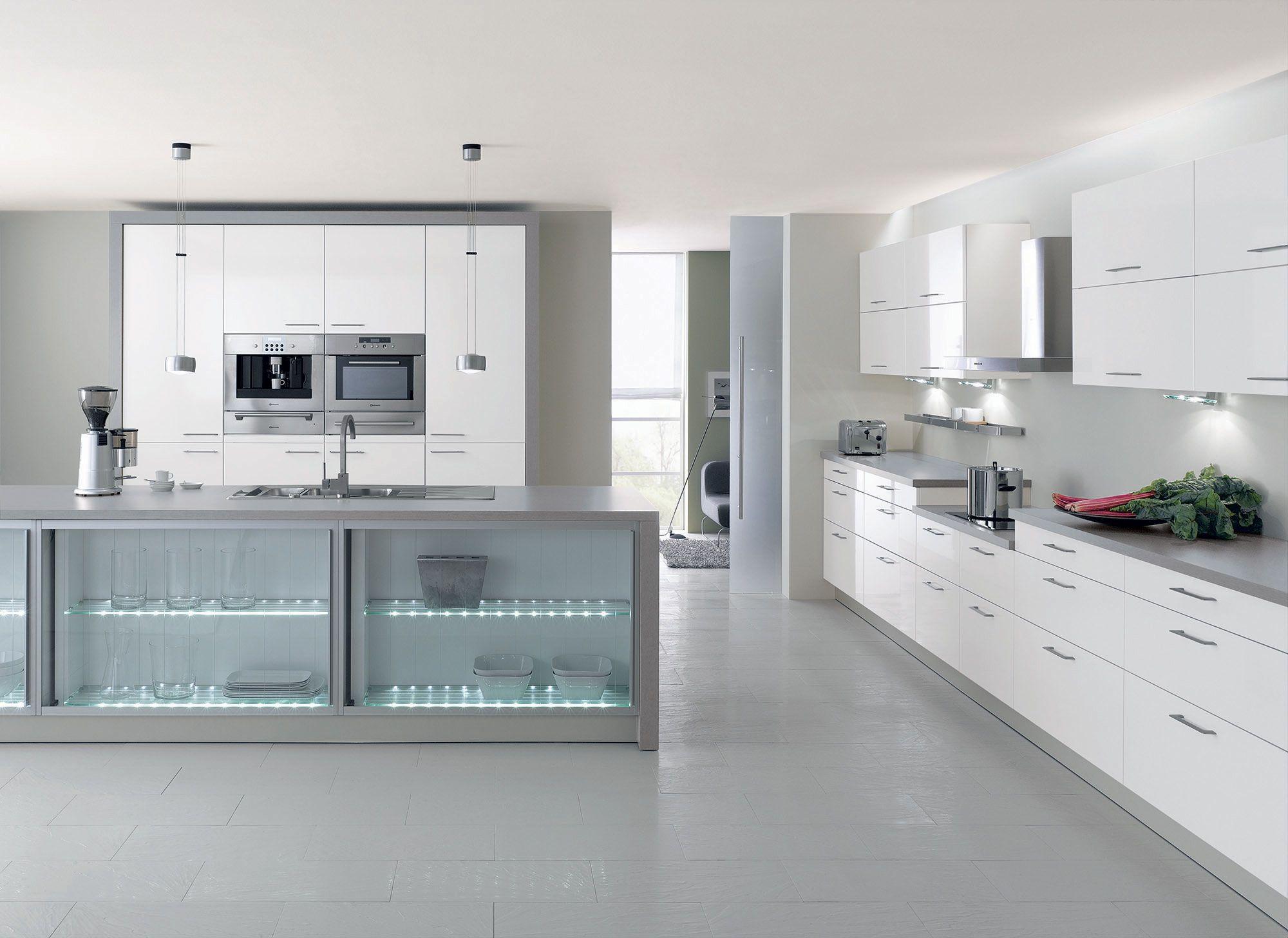 modeles de petites cuisines modernes
