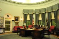 President Truman's Oval Office | The White House's History ...