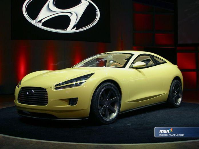 hyundai hcd 8 concept car | cars  | pinterest | cars