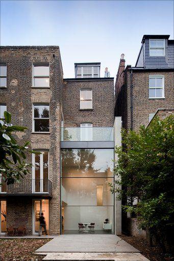 Bassett Road Kensington & Chelsea Is A Contemporary Renovation