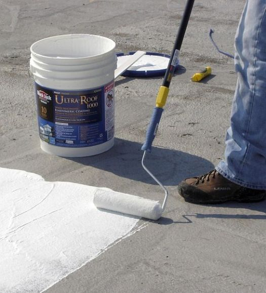 Mobile Home Energy Apply Your Roof Coatings Every 2 4 Years You