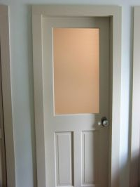 Glass Panel Interior Doors Interior Bathroom Exceptional ...
