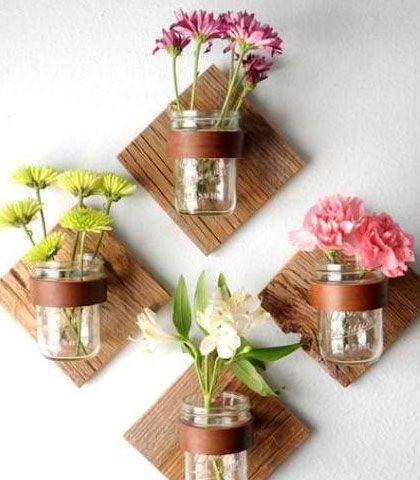 50 DIY Decorating Tips Everybody Should Know Jars Creative And