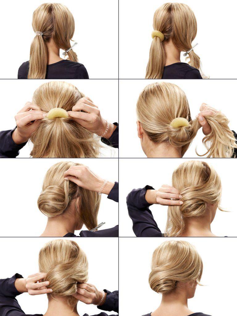 Festliche Frisuren Festfrisuren Selber Machen