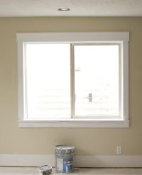 Modern Interior Window Trim