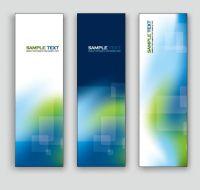 Exquisite vertical banner design vector 02  Over millions ...
