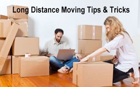 Here Are The Best Long Distance Moving Tips And Tricks For