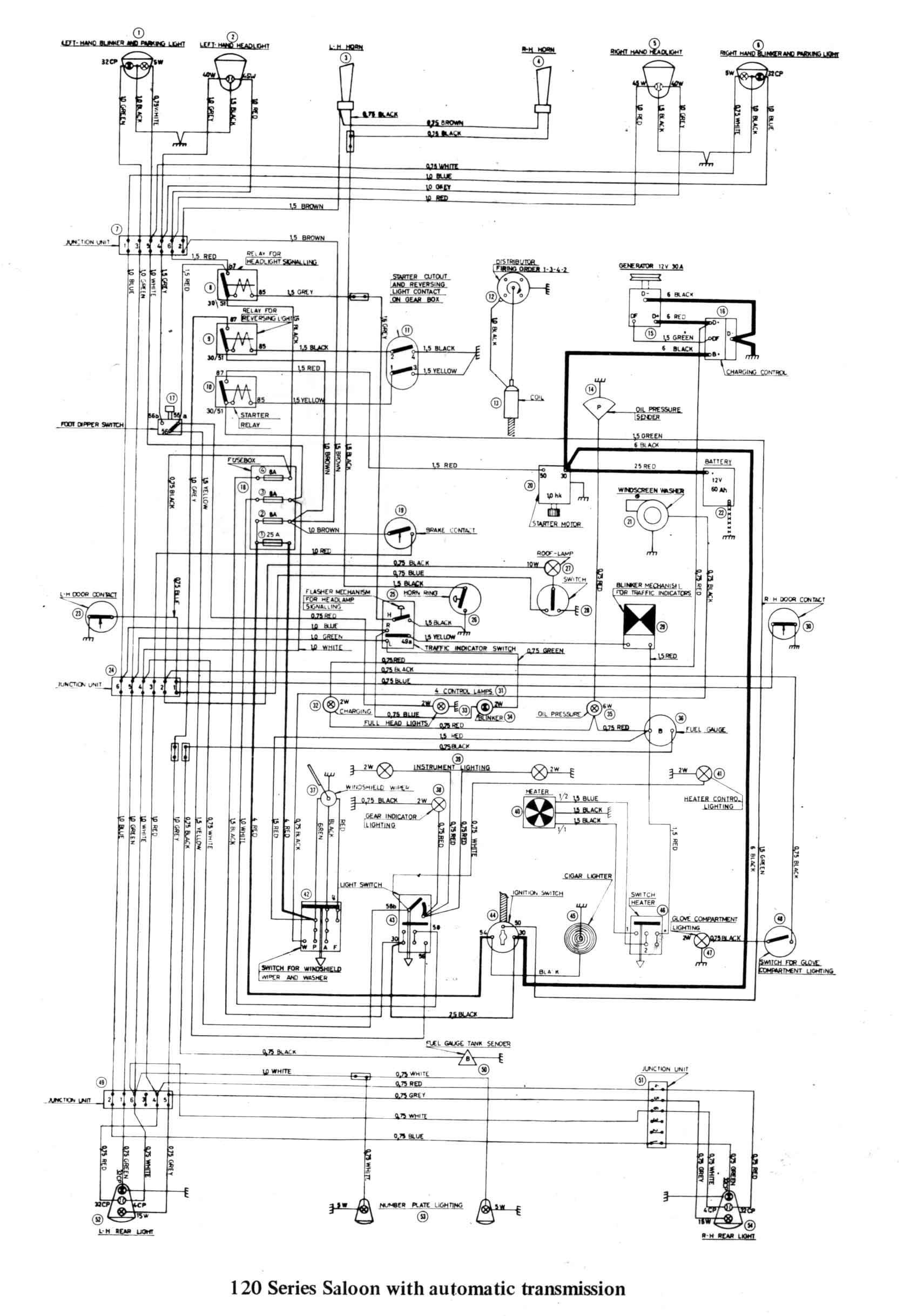 Volvo Car Wiring Diagram WIRING DIAGRAM SCHEMES