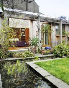 House small pond for backyard contemporary landscapelandscape designsmall also stuff pinterest ponds rh