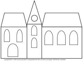 es gibt insgesant 5 verschiedene Fensterbilder mit Häusern ...