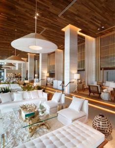 Inside the new hotel south beach miami vogue living also rh za pinterest