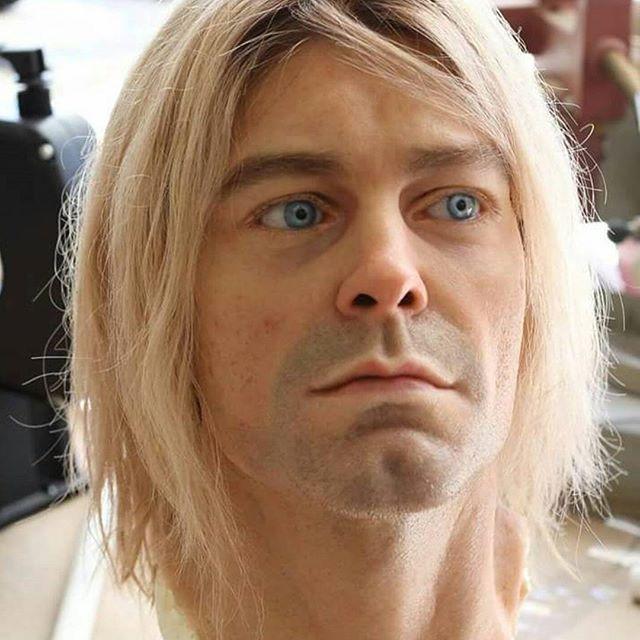Latest Hairstyle Kurt Cobain Hairstyle Inspiring Photos Of