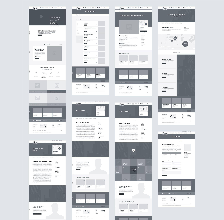 website wireframe diagram example single light switch wiring nz best 25 43 web ideas on pinterest layout