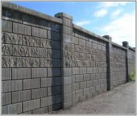 Cinder Block | DIY | Pinterest | Cinder, Fences and Block wall