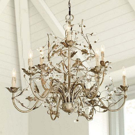 Every Needs A Pretty Chandelier 9 Arm Grande Claire By Ballard Designs