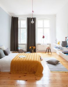 This is the latest design project from vintagency   berlin based interior agency they had just small budget but made big changes for their also oh boy sfgirlbybay bedroom pinterest bedrooms rh