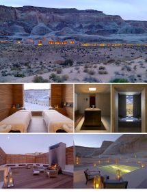 Amangiri Resort Utah Tucked