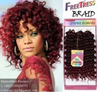 Online Shop Freetress braids in bundles crochet braid ...