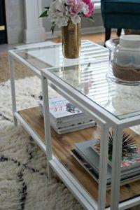 Ikea Restyle: Vittsjo Hack | Ikea hack, Ikea vittsjo and ...