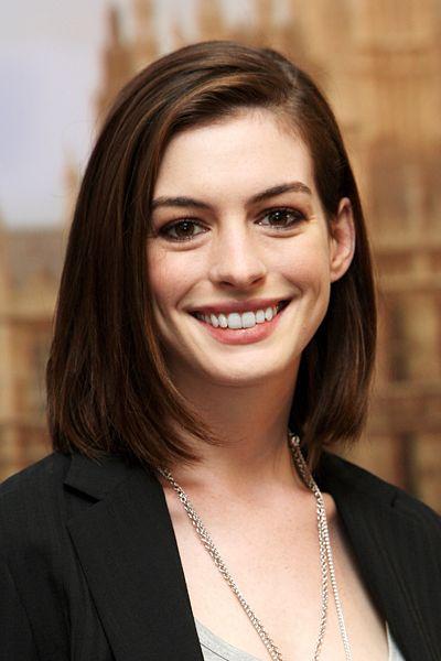Kreative Long Bob Frisuren 2015 Anne Hathaway Pinterest Long
