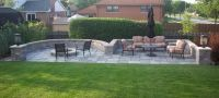 Hardscape and Backyard Patios  CMS Landscape Design ...