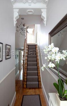 Practical Decorating Ideas Small Edwardian Terraced House Google