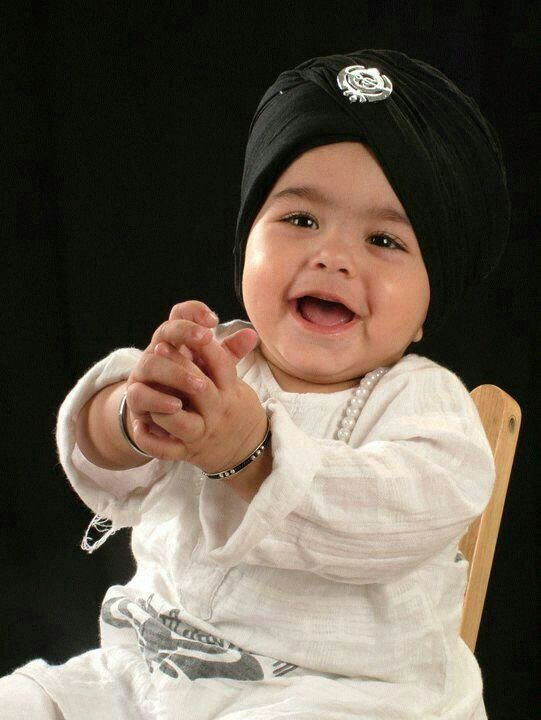 Cute Sikh Babies Wallpapers Cute Sikh Kid Khalsa Pinterest Religion Guru Gobind