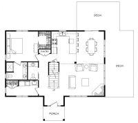 Open Concept Floor Plans Open Floor Plans: The Strategy ...