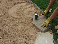 Modern Flagstone Walkway Ideas | Step 4: Make sure each ...