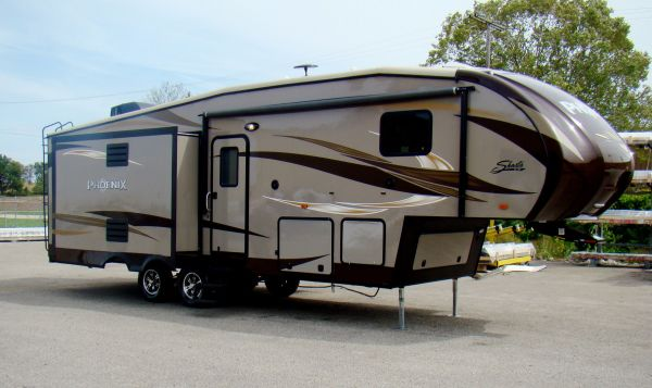 Small 5th Wheel Rv - Year of Clean Water