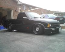 2004 S10 Blazer Lowered Year Of Clean Water