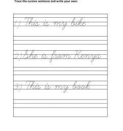 Grade 1 Writing Activities Worksheets [ 1320 x 1020 Pixel ]