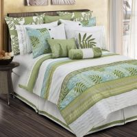 tropical bedding sets queen | Lanai Bedding by Lawrence ...