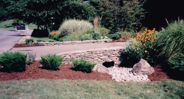 driveway culvert landscaping