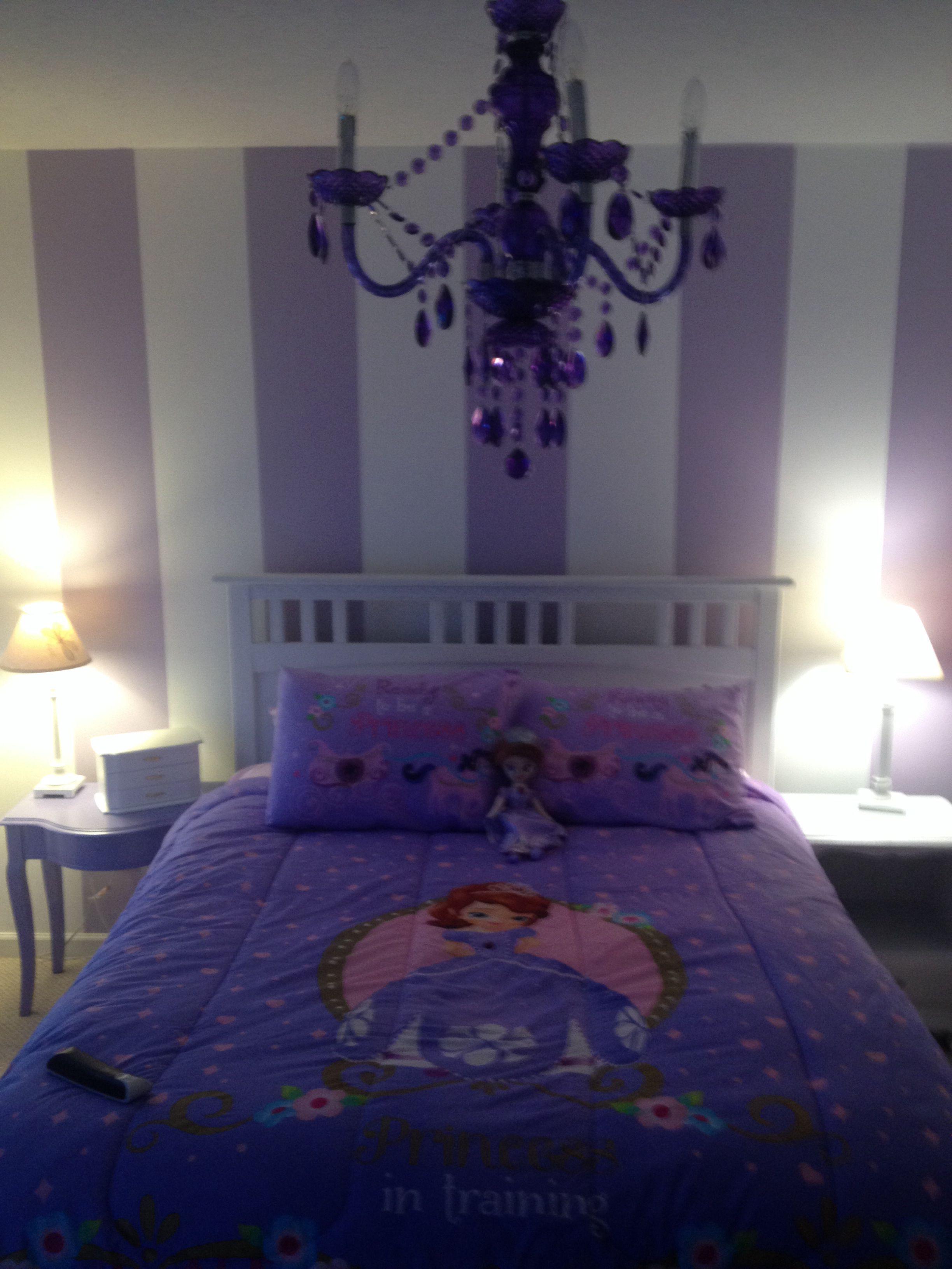 Sofia The First Princess Bedroom Love Love Love