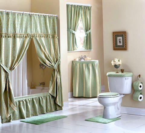 Good Luxury Shower Curtains With Valance Elegant Shower Curtains With