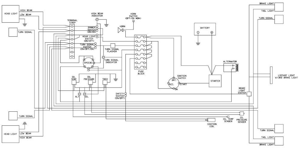 medium resolution of buggy wiring schematic