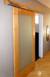 Sliding Bathroom Entry Doors | For the Home | Pinterest ...