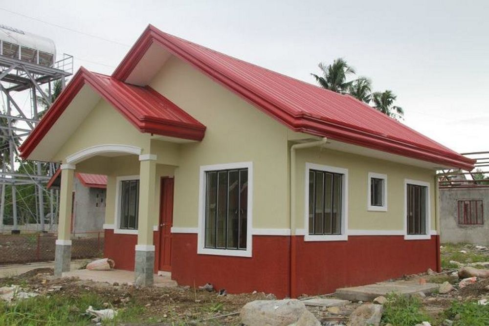 Low Cost Housing Design Affordable Amanda House And Lot