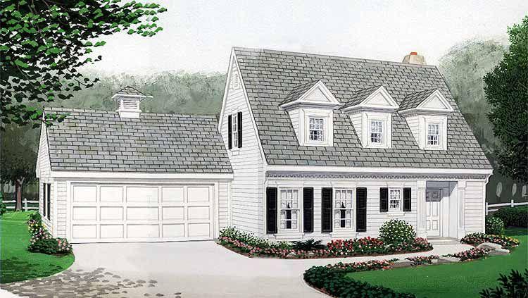 Cape Cod Garage Plans Cape Cod House Plans With Garage Houses