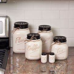 Tuscan Kitchen Canisters Trash Can Pull Out Best 25 43 Canister Sets Ideas On Pinterest
