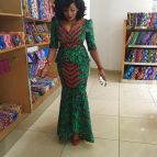 Latest African Dress Styles Fashion