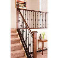 Stair Simple Axxys 8 ft. Stair Rail Kit | Stair railing ...