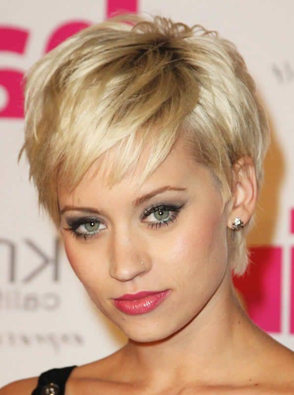 Kurzhaarfrisuren Für Damen 2015 Frisuren Pinterest Hair