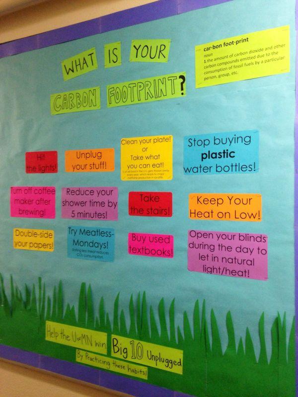Environmental Bulletin Board