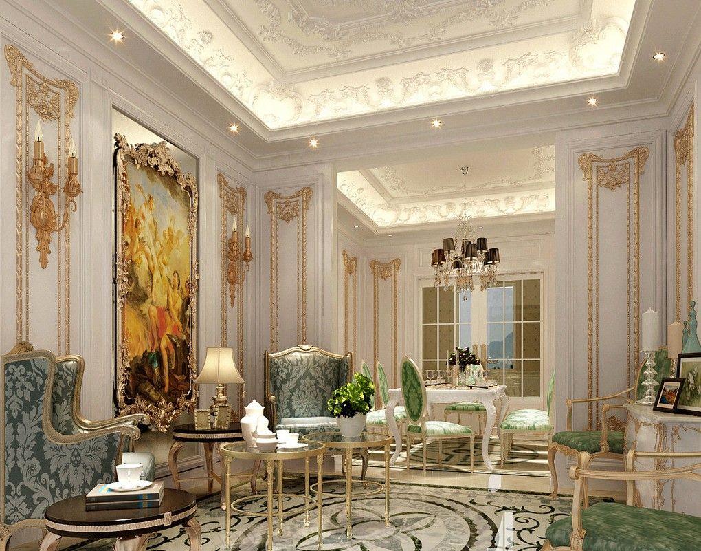 Interior Design Images Classic French Luxury Interior Design